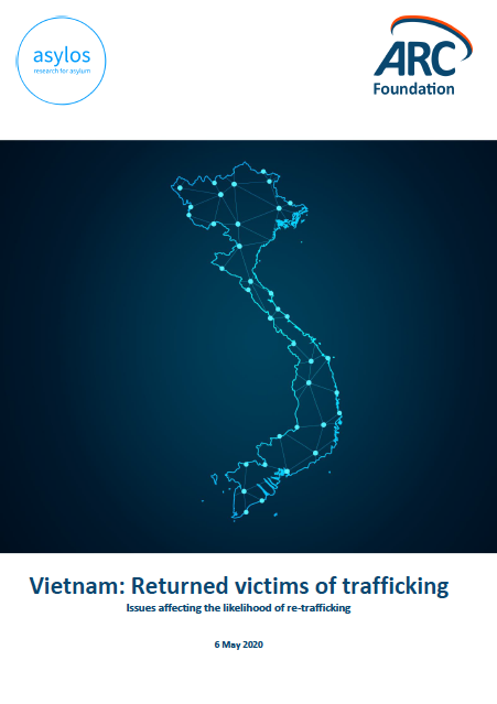 Asylos Vietnam trafficking report